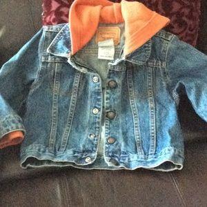 Toddler Levi's jacket